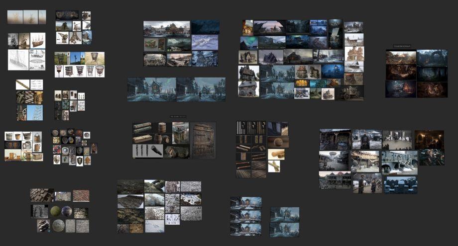 3D场景制作教程:Snowed Inn