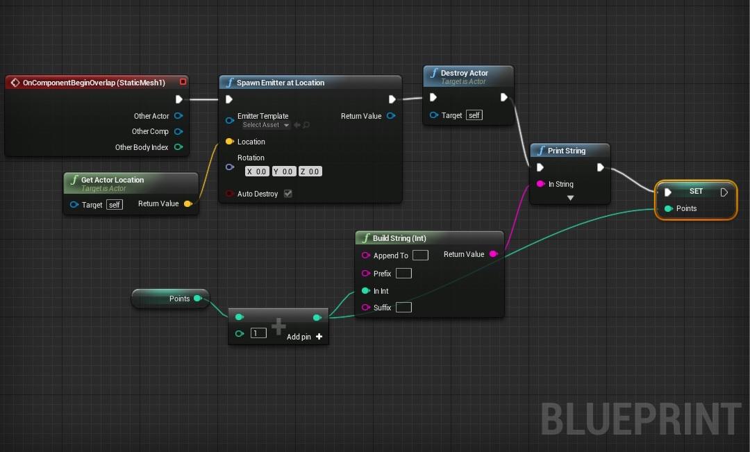 Blueprint UE4